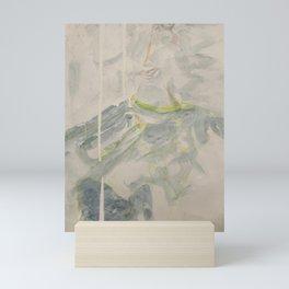 Lior in the Clouds  Mini Art Print