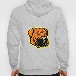 Bullmastiff Dog Mascot Hoody