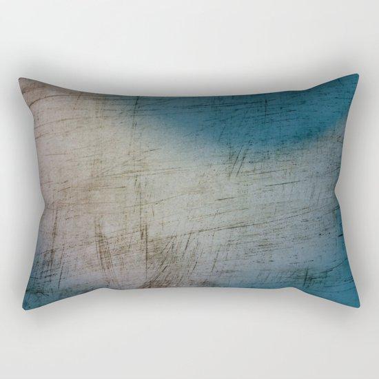 SCRATCHY #1 Rectangular Pillow