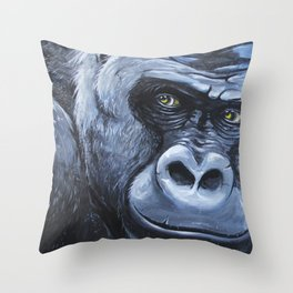 Striving to Live in Peace Throw Pillow
