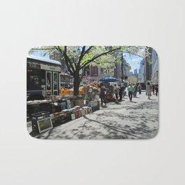NYC Street Scene Bath Mat