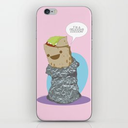 Delicious Cocoon iPhone Skin