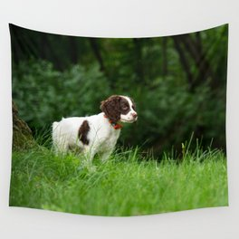 My Theodore ~The English Springer Spaniel~ 2 Wall Tapestry