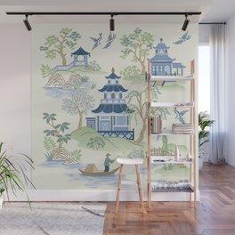 Chinoiserie Wall Mural