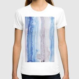 8    190907   Watercolor Abstract Painting T-shirt