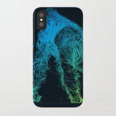 gorilla_001_color iPhone X Slim Case