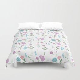 Tulum Floral 3 Duvet Cover