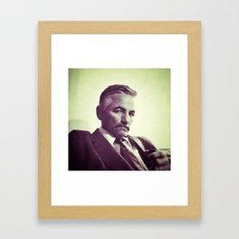 Movember  Framed Art Print