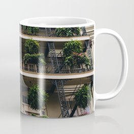 Iron & Ferns Coffee Mug