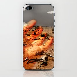 kuraklık iPhone Skin