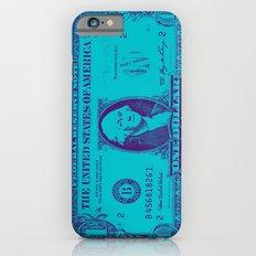 BLUE MONEY Slim Case iPhone 6s