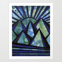 Forward Art Print