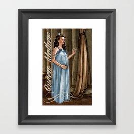Padme Amidala Framed Art Print