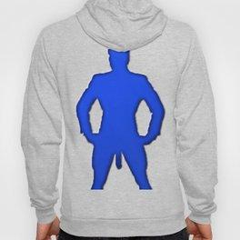 XXX Blue Man Hoody