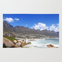 Lovely Cape Town, South Africa Rug