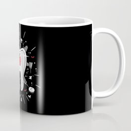 Molar Imagery   Dentistry Coffee Mug