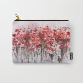 Urban Poppies Carry-All Pouch