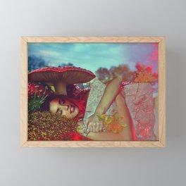 Plant Medicine Framed Mini Art Print