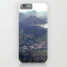 Fields outside Hobart Slim Case iPhone 6s