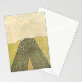 Patterned Horizon Stationery Cards