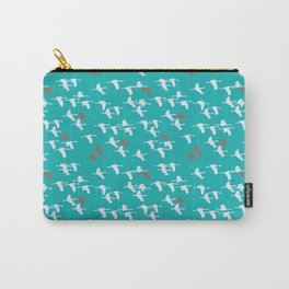 Blue gooses Carry-All Pouch