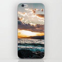 Sechelt Sunset iPhone Skin