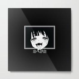 あへがお ― ahegao Metal Print