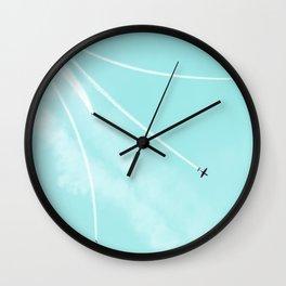 Vintage IAF XIV Wall Clock