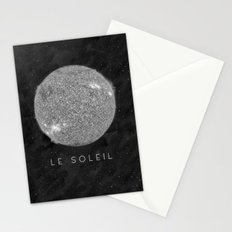 Le Soleil Stationery Cards