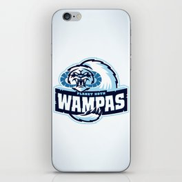 Planet Hoth Wampas iPhone Skin