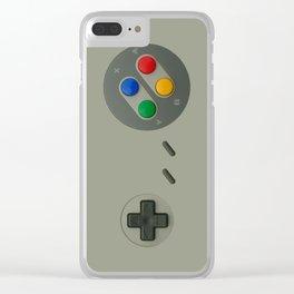 Nintendo Controller Clear iPhone Case
