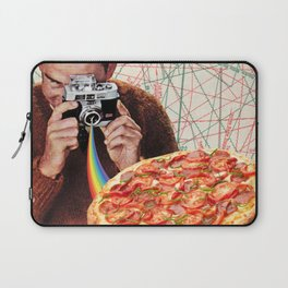 pizza obsession Laptop Sleeve