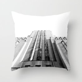 Mutual Heights Throw Pillow