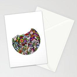 Verás el mundo según tus ojos Stationery Cards