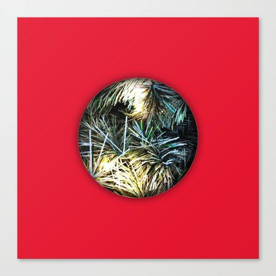 Christmas Warm I Canvas Print