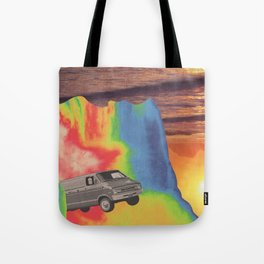 What A Long Strange Trip It's Been Tote Bag
