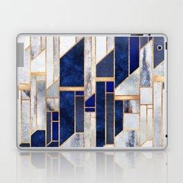 Blue Winter Sky Laptop & iPad Skin