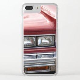 Eldorado Clear iPhone Case