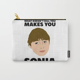 Eastenders - Sonia Jackson -What Doesn't Kill You Makes you Carry-All Pouch