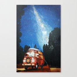 Louis's Wanderbug Canvas Print