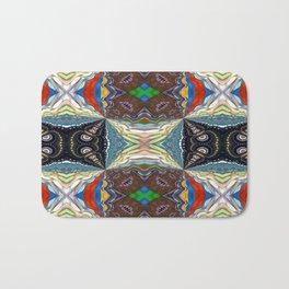 Vibrational Pattern 5 Bath Mat