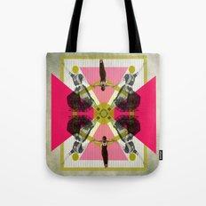 Bollywood geometrical gym Tote Bag