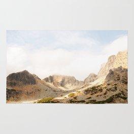 amazing Tatra mountains Rug