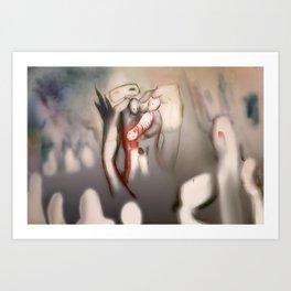 Dokuma Art Print