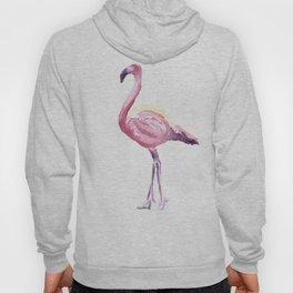 Full Flamingo Hoody