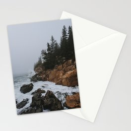 Bass Harbor, Maine Stationery Cards