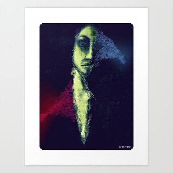 volto Art Print