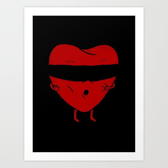 Love Is... Art Print