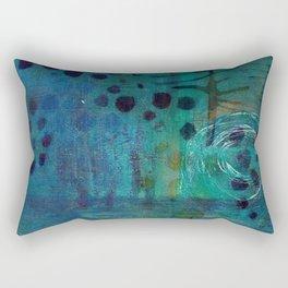 Glyphs Rectangular Pillow
