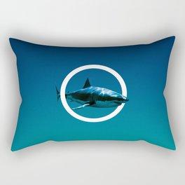 Shark. Rectangular Pillow
